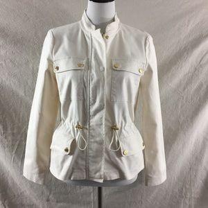 Michael Kors Dressy Utility Lightweight Jacket MP